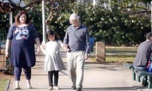 טיפולי פוריות לגבר - משפחת אהרוני